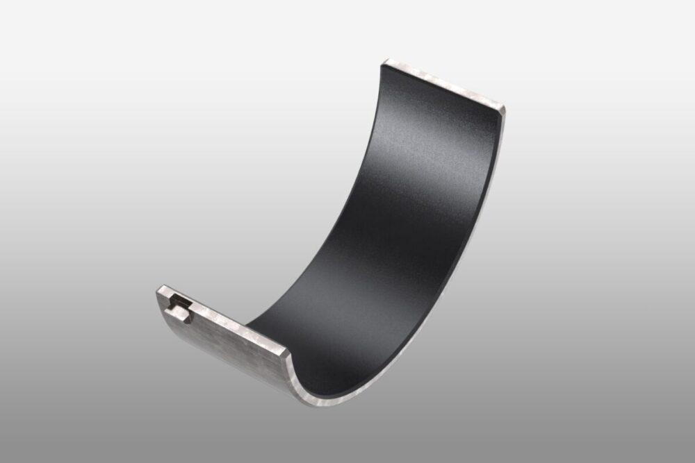 Tenneco propose des coussinets recouverts de polymère