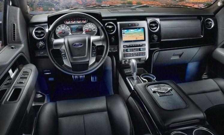 Ford F-150 avec la radio Sirius XM avec Sirius XM 360L