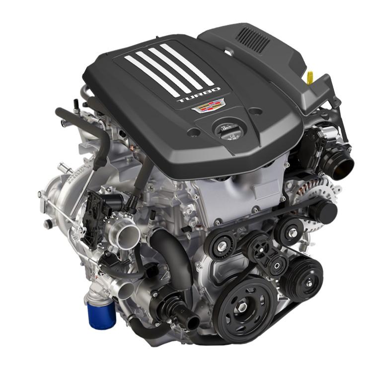 Le moteur turbo de 2,7 litres des CT4 de Cadillac