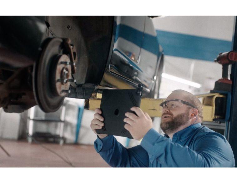 Fountain Tire lance le reportage numérique des véhicules