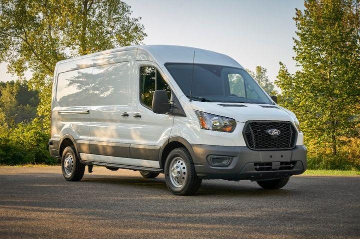Nouveaux ensembles disponible pour la Ford Transit 2020