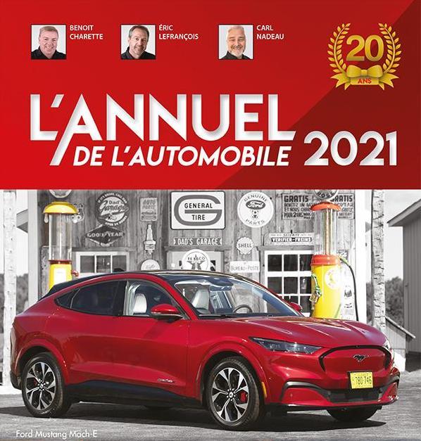 L'Annuel de l'automobile 2021 est arrivé