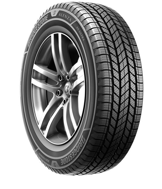 Bridgestone vient de lancer ses nouveaux Alenza AS Ultra