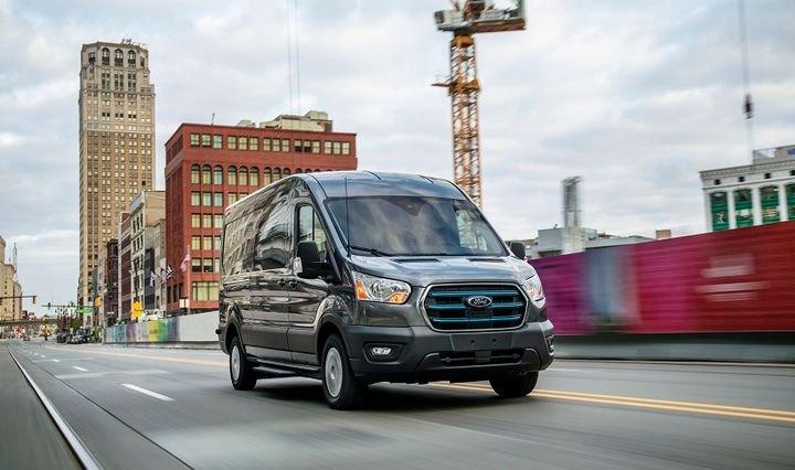 Ford veut proposer des services de bout en bout pour ses clients commerciaux