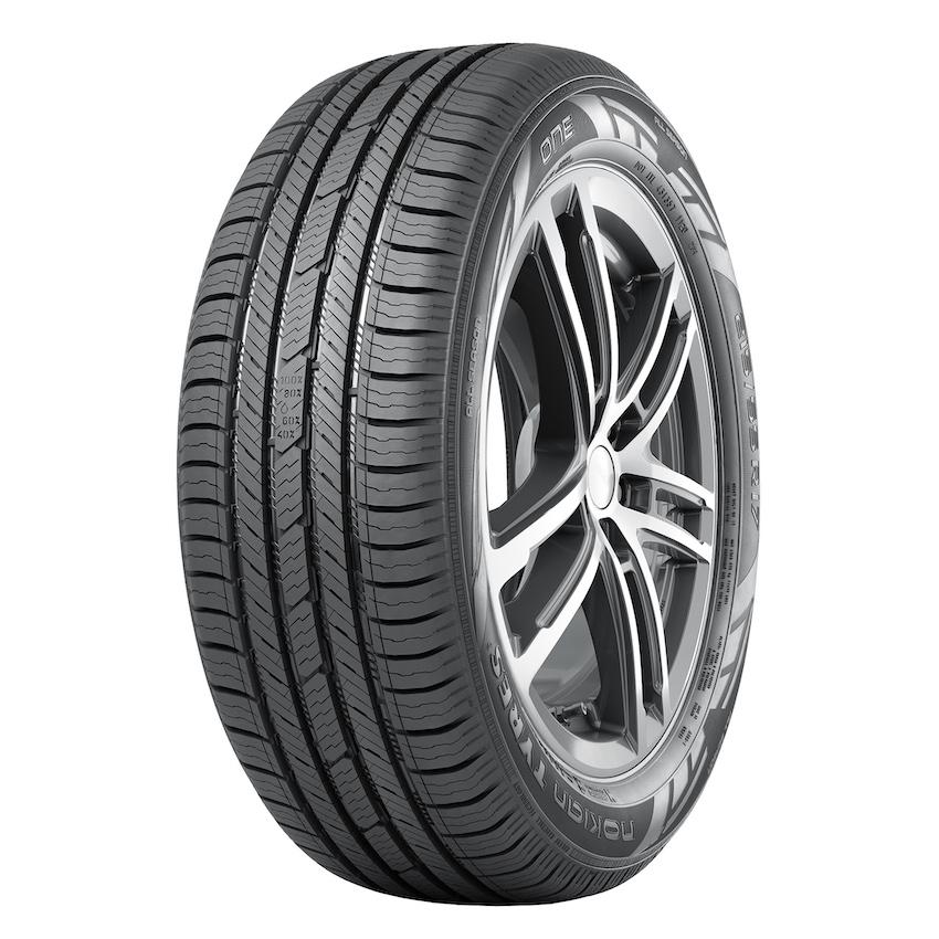 Le nouveau pneu One toutes saisons de Nokian