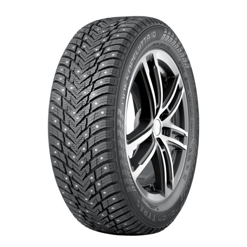 Nokian lance son nouveau  pneu Hakka 10