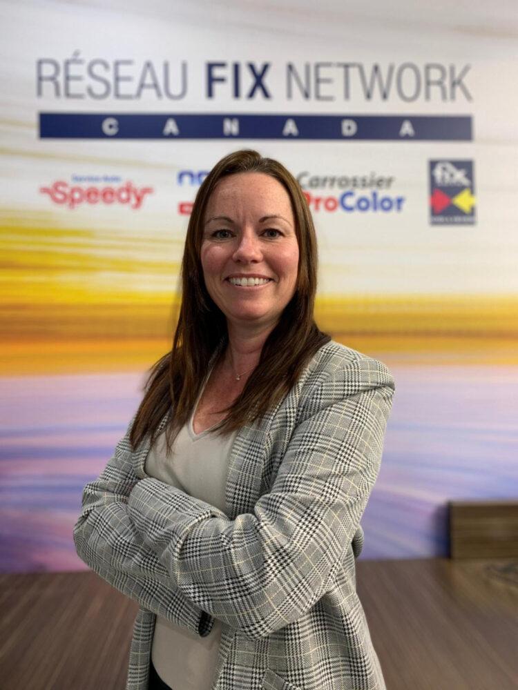 Réseau Fix nomme Sonia Bouthillette au poste de Vice-Présidente des opérations pour le Canada