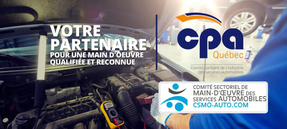 Avec la RAC en carrosserie, 200 techniciennes et techniciens pourront être diplômés !