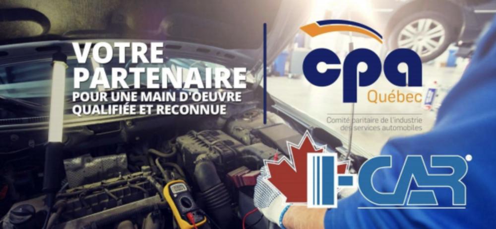 Les formations I-Car au CPA Québec