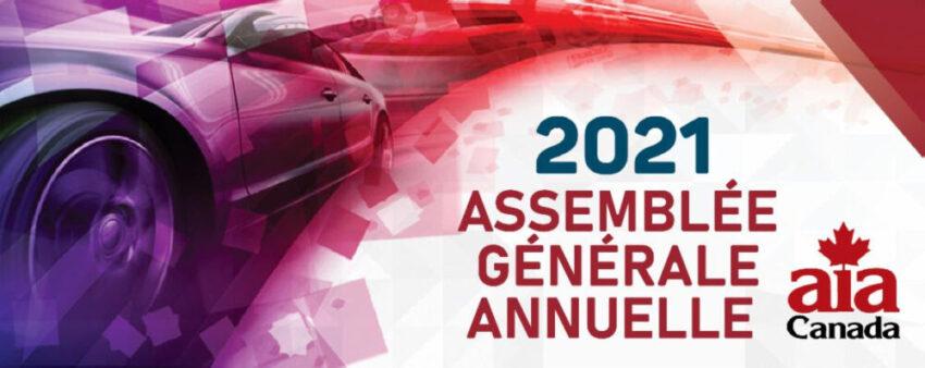 L'AIA Canada annonce des changements au sein de son conseil d'administration et présente les lauréats lors de son assemblée générale annuelle en ligne