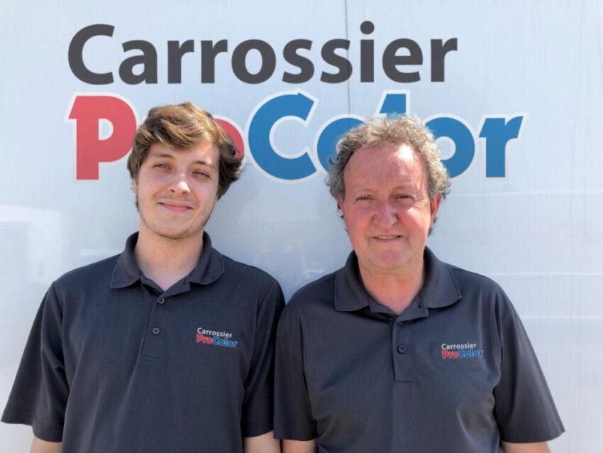 Carrosssier ProColor accueille un nouvel atelier en Beauce, au Québec