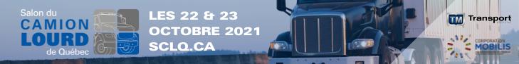 Salon du Camion lourd de Québec : les 22 et 23 octobre au Centre de foires d'Expocité