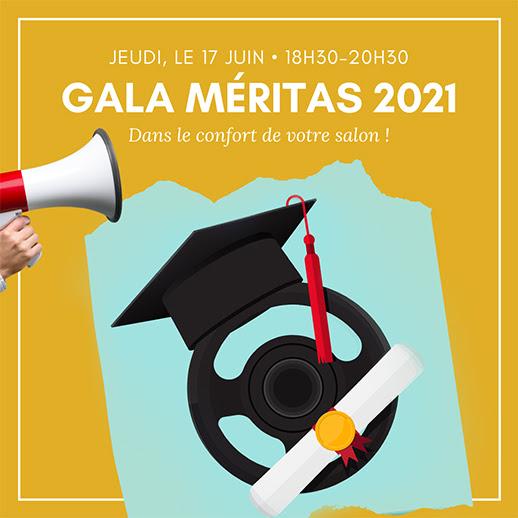 Gala Méritas 2021