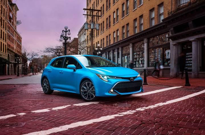 Élégante, dynamique et athlétique : la Corolla Hatchback 2022