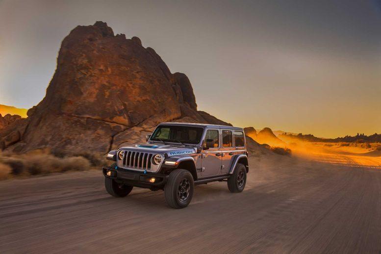 Jeep proposera un véhicule complètement électrique d'ici 2023