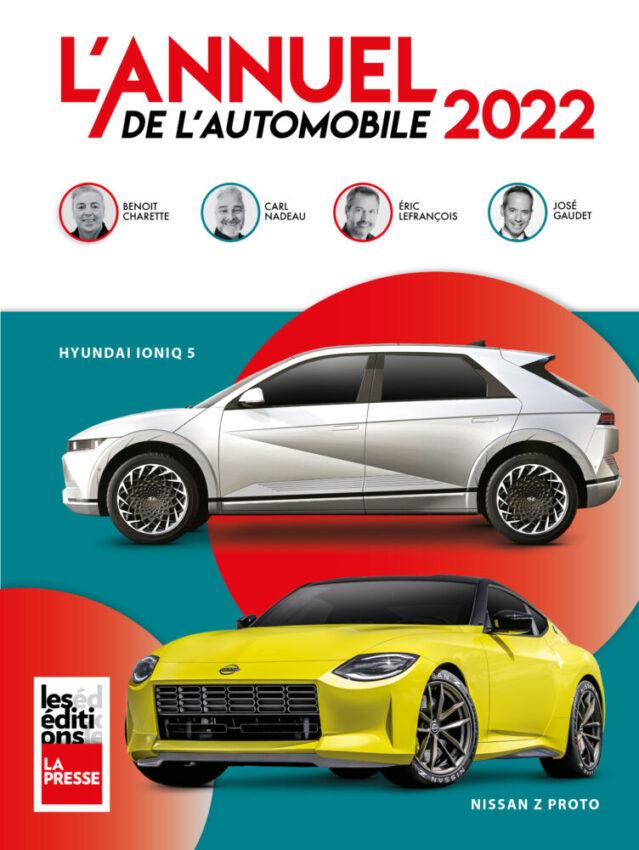 L'Annuel de l'automobile célèbre sa 21e  saison sur le marché