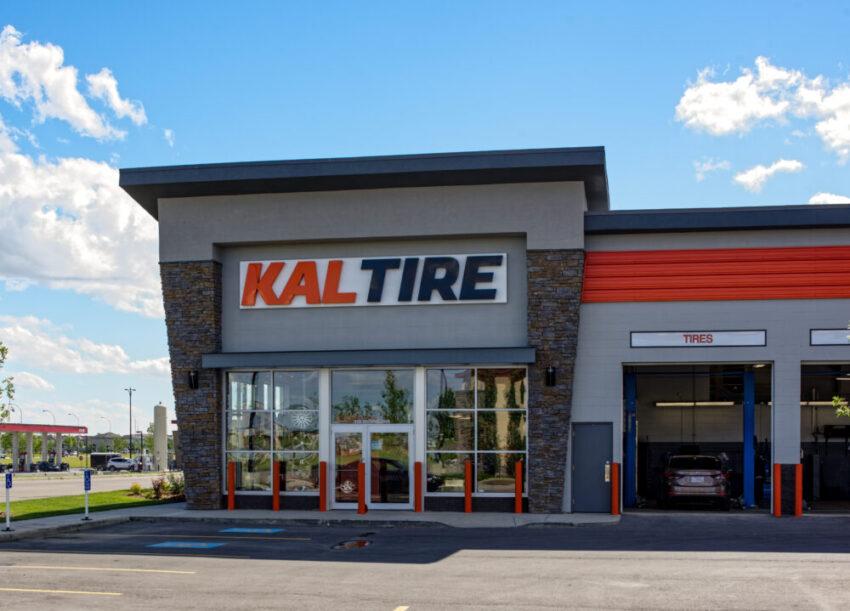 Kal Tire acquiert les succursales de GCR Pneus et Service dans l'est du Canada